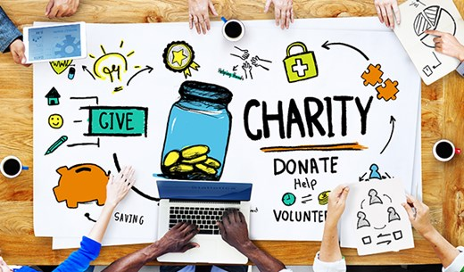 Win £500 to donate to the Charity of your choice