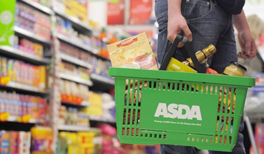 Win £3,000 of vouchers to spend at ASDA