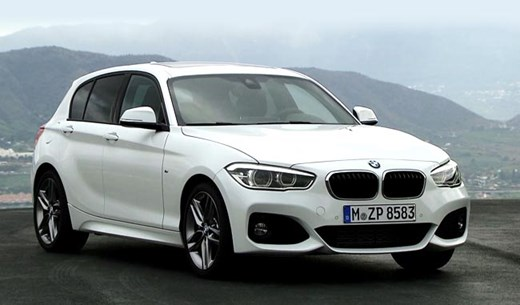 Win a BMW 1 series