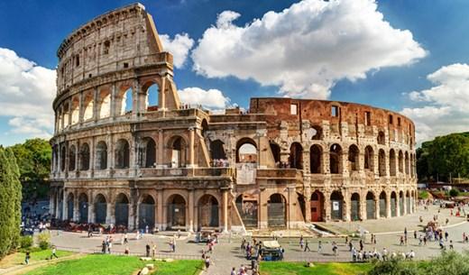 Win a Spring break in Rome
