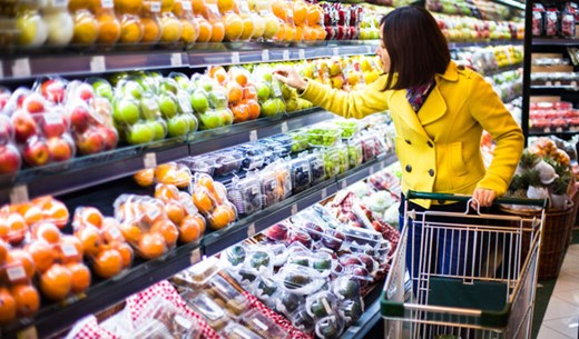 Win £500 to spend at a supermarket of your choice