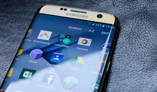 Win a Samsung Galaxy S7 Edge