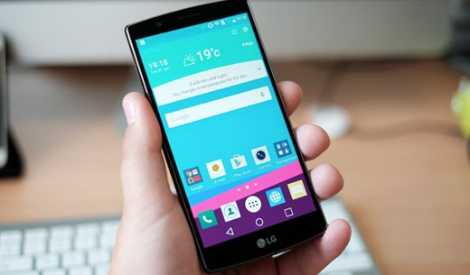 Win an LG G4 mobile phone