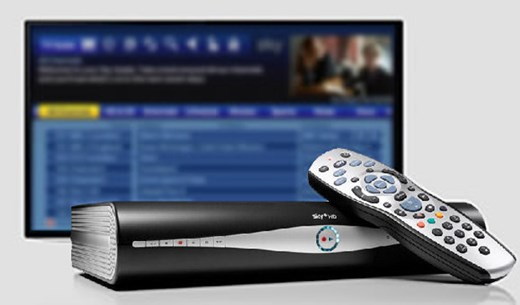 Win a year's subscription to Sky HD+