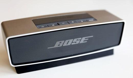 Win a Bose SoundLink mini Bluetooth speaker
