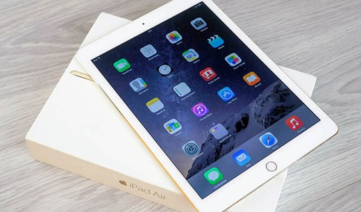 Win an Apple iPad Air 2 Wi-Fi 16 GB