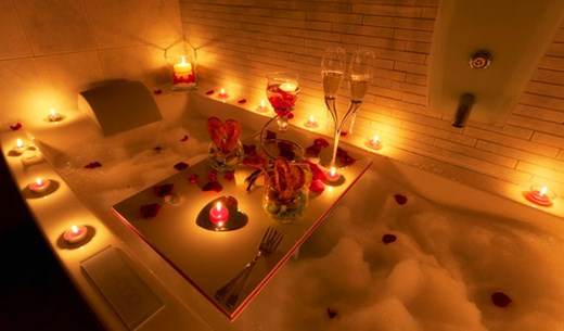 Win Spa vouchers for Valentine's Day weekend
