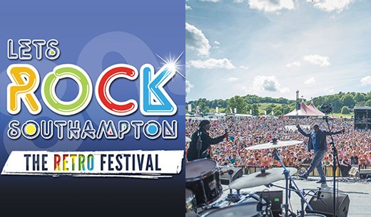 Win one of two sets of family tickets to Let's Rock in Southampton