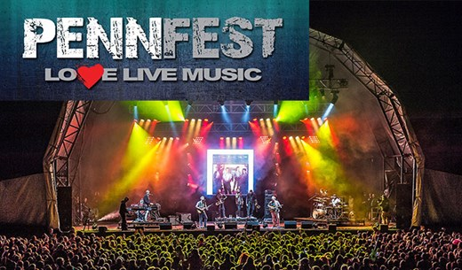 Win a pair of VIP Tickets to PennFest