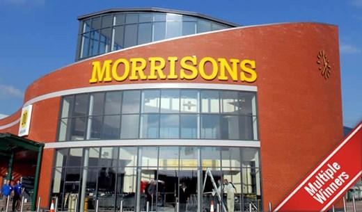 Win 1 of 50 £50 vouchers for Morrisons