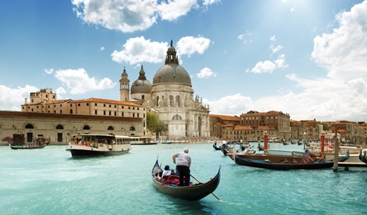Win a weekend break to Venice