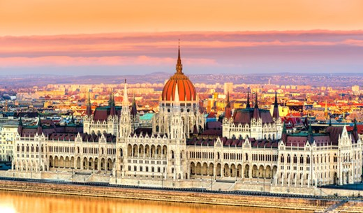 Win a weekend break to Budapest