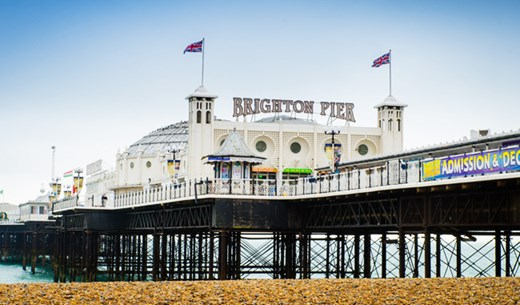Win a weekend break to Brighton