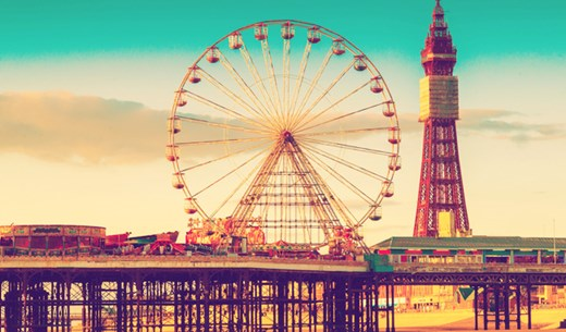 Win a weekend break to Blackpool