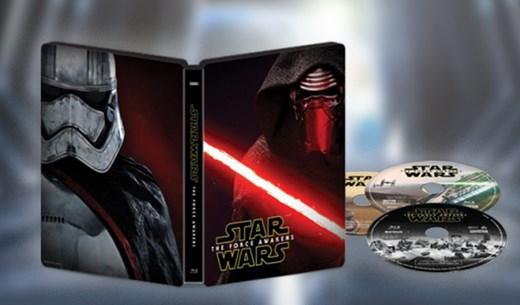 "Win 1 of 5 ""Star Wars: The Force Awakens"" Blu-ray Copies"