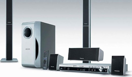 Test and keep a brand new Smart Network Blu-ray Disc Home Theatre System with 3D