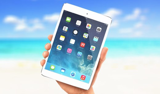 Complete the survey for your chance to WIN an iPad mini