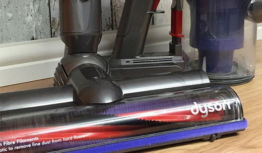 Product testers needed to review the new Dyson V6 Fluffy
