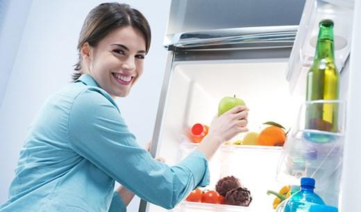 Win a Samsung American Style Fridge Freezer