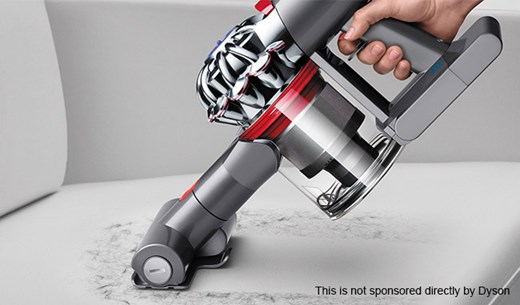 Win the new Dyson V8