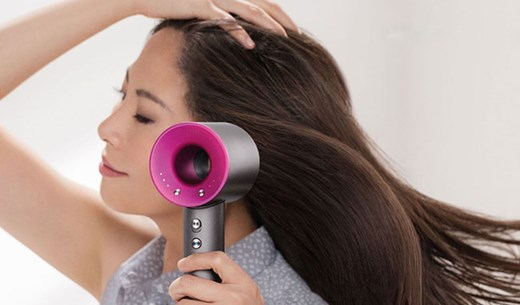 Test and keep a Dyson hairdryer
