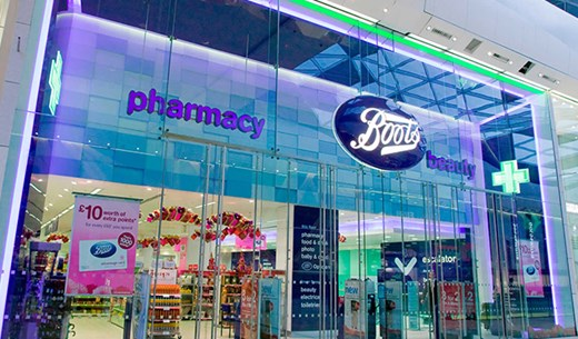 Win £3,000 to spend at Boots