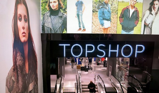 Win £1,000 to spend at Topshop