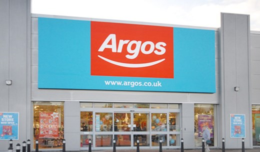 Win £1,000 to spend at Argos