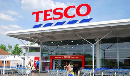 Win 1 of 5 £50 TESCO vouchers