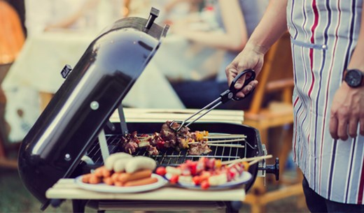 Win 1 of 15 Charcoal Barbecues