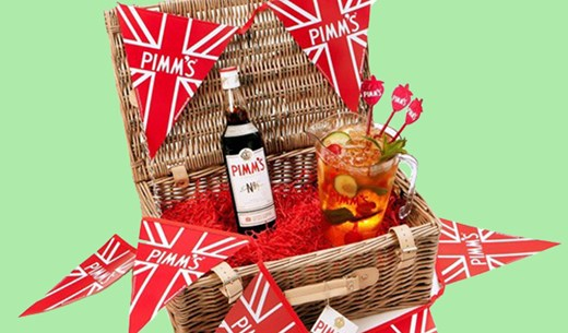 Win 1 of 15 Pimm's Summer Hampers
