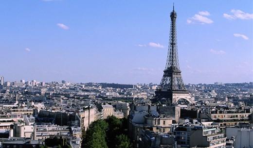 Win a weekend break to Paris