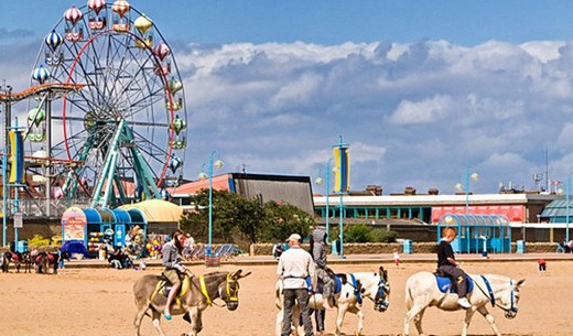 Win a weekend break to Skegness