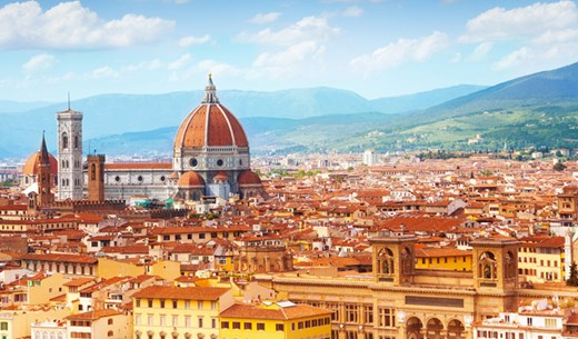 Win a weekend break to Florence
