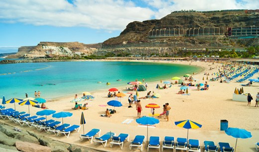 Review an all inclusive family holiday to Gran Canaria for free