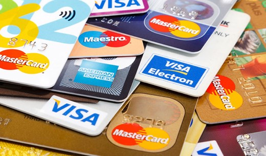 Win £2,500 to pay off your credit card