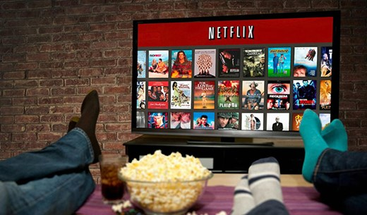 Test and keep a year's Netflix premium subscription