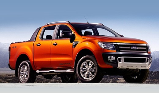 Test and keep a Ford Ranger