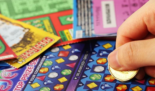Win £100 of scratch cards