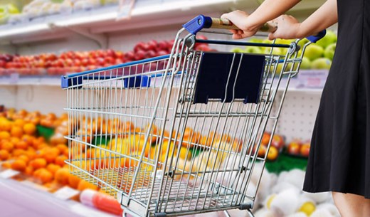 Win a month's worth of food shopping