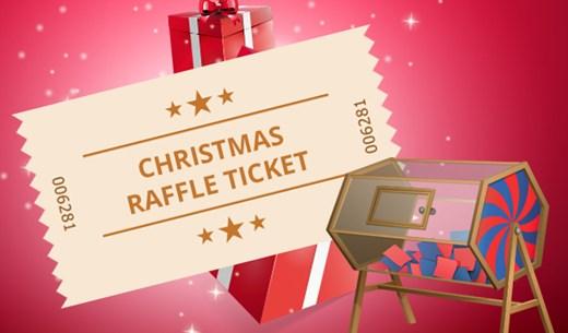 MyOffers £250 Christmas Raffle
