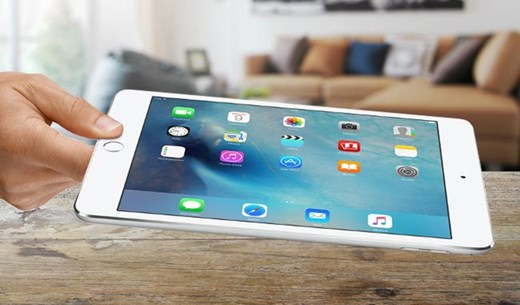Win the new iPad mini 4