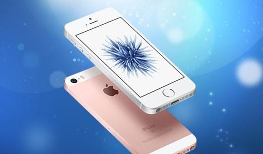 Win an iPhone SE