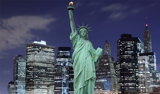 Win a Christmas shopping weekend in New York with £250 spending money