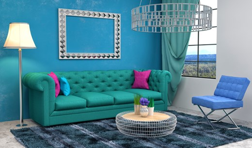 Win £2,500 to spend on a room refurbishment