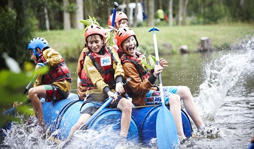 Win a 7 night PGL Adventure Holiday for two children!