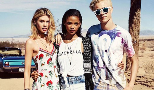 Win a £2,000 shopping spree at H&M