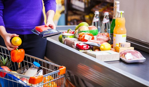 Win a £2,000 shopping spree in a supermarket of your choice