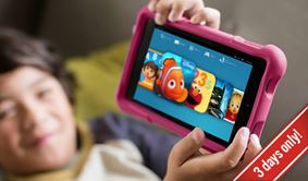 """3-Day-Only - Win a Fire Kids Edition 7"""" Tablet"""