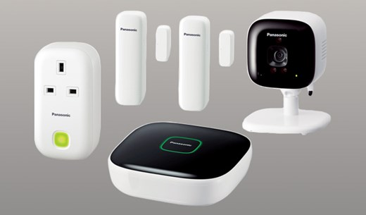 Test and keep a Panasonic Smart Home Monitoring System